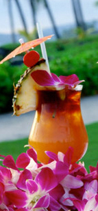 themafeest hawaii cocktails