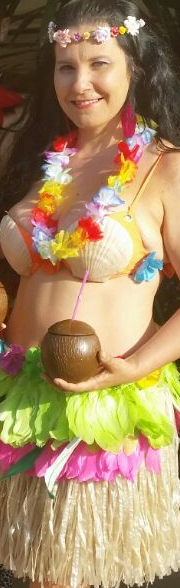 themafeest hawaii drums